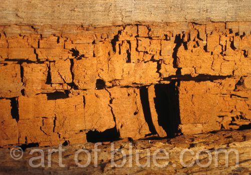 Grusskarte Holz-Canyon P058