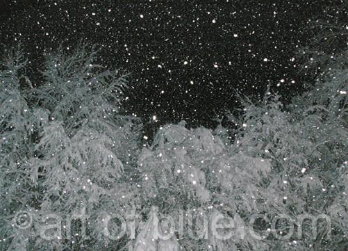 """Postkarte """"Stille Nacht"""" c312"""