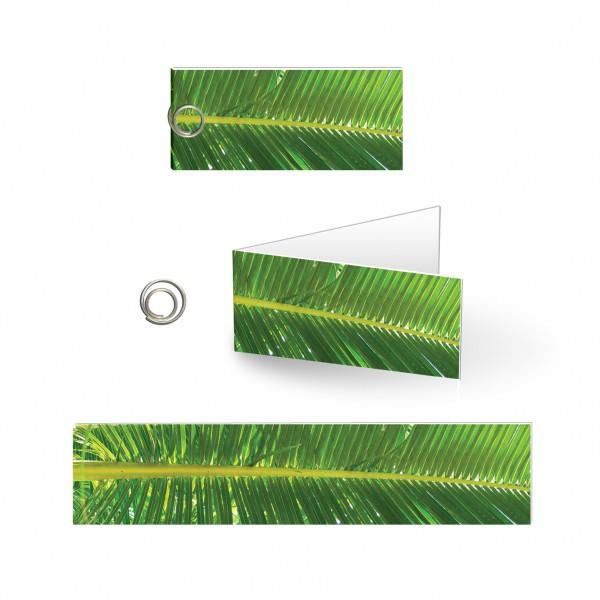 Geschenk-Anhänger Palmwedel 604