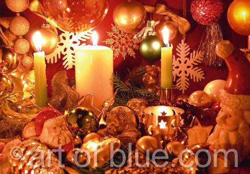 Weihnachtskarte p131